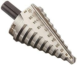 Klein Tools 59009 High-speed Steel Step-drill Bit