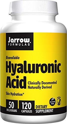 Jarrow Formulas Hyaluronic Hydration Veggie