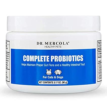 Complete Probiotics for Pets (90 g) - Dr. Mercola