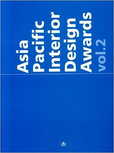 Book Asia Pacific Interior Design Awards: v. 2