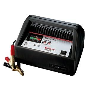 Schumacher 82-6-PE Dual-Rate 2/6 Amp Manual Charger