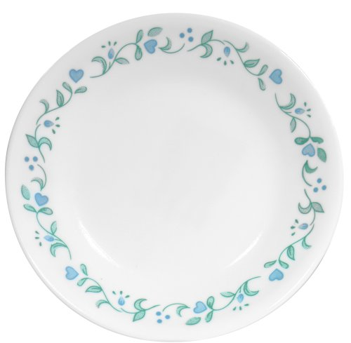 Corelle Livingware 6-3/4-Inch Bread and Butter Plate, Country Cottage (Corelle Country Cottage Plates)