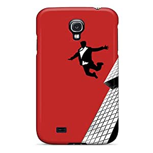 FGkuiZk7993WdKNc Anti-scratch Case Cover NicoleRStull Protective Jump Case For Galaxy S4