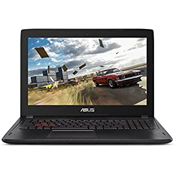 ASUS FX502VM-AS73 15.6-inch Full HD Gaming Laptop, 7th-Gen Core i7, GTX 1060 3GB 16GB DDR4 RAM, 128GB SSD + 1TB HDD with Windows 10