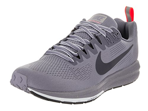 NIKE Sky 21 Structure Women's Air Training Dark Thunder Blue Damen Shoes Blue Shield Zoom SqrS1v