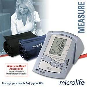 Amazon.com: Microlife Tensiómetro Premium precisión: Health ...