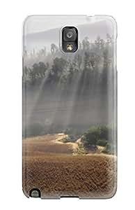 New Arrival Premium Note 3 Case Cover Galaxy (landscape)