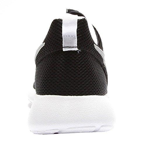 Nike Roshe Run 599728-403 - Zapatillas de cuero para unisex-adulto, color azul, talla 33 negro