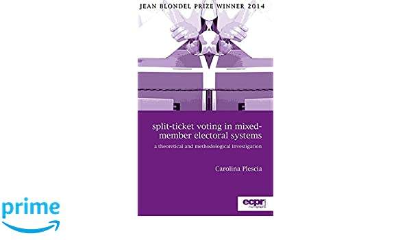 what is split ticket voting