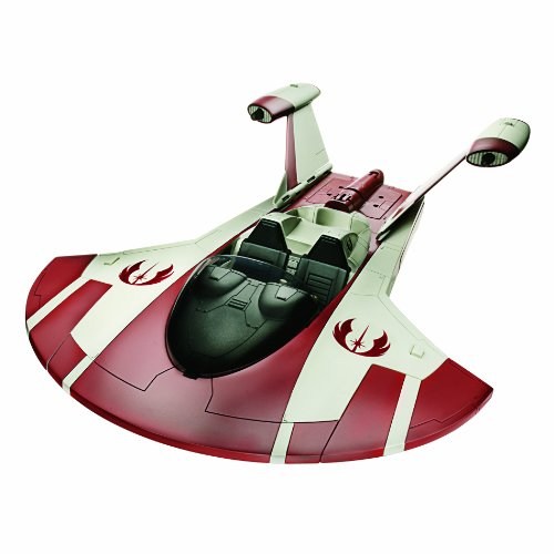Hasbro Star Wars Clone Wars Vehicle Jedi Turbo Speeder ()