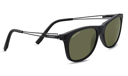 Amazon.com: Serengeti Eyewear anteojos de sol Pavia, negro ...