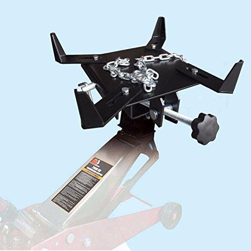 XK USA 1/2 ton Transmission Jack Adapter Capacity Transform Automotive Floor ()