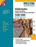 Mathematics Study Guide, Educational Testing Service Staff, 0886852544