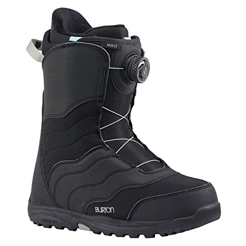 Burton Mint Snowboard Boot 2016 - Womens Black 8 by Burton