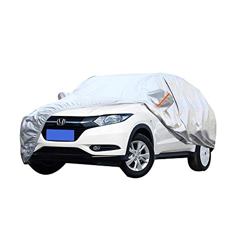 - SHB Fully Waterproof Anti UV Sun Car Cover is for Honda Bingzhi, Bin Chi, Feng Fan, Accord, Civic, XR-V, CR-V, PEVA Cotton Lining All Weather Durable Protection Car Clothing (Size : Accord)