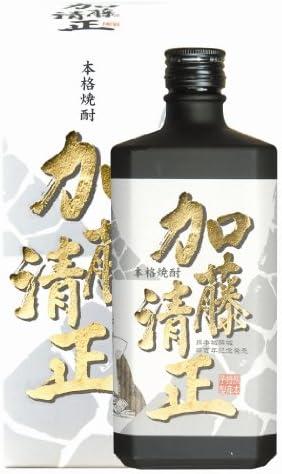 加藤清正(化粧箱付)芋25度 720ml
