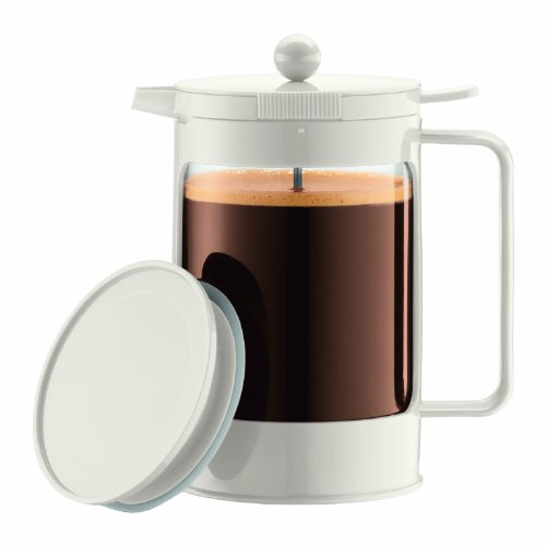 Bodum Bean Ice French Press 1-1/2 Litre Iced Coffeemaker, 51-Ounce, - Tea Iced Bodum Maker