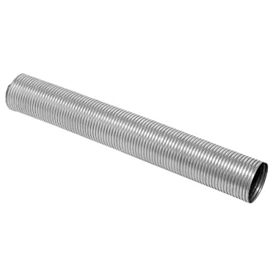 "Walker (43382) 5"" Diameter - 36"" Long Galvanized Pre-Cut Flex Tube: Automotive"