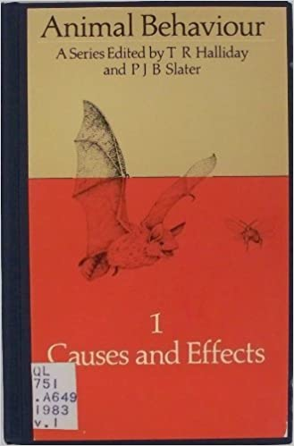Book Animal Behaviour: Causes and Effects v. 1