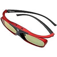 Optoma ZD302 DLP Link Active Shutter 3D Glasses