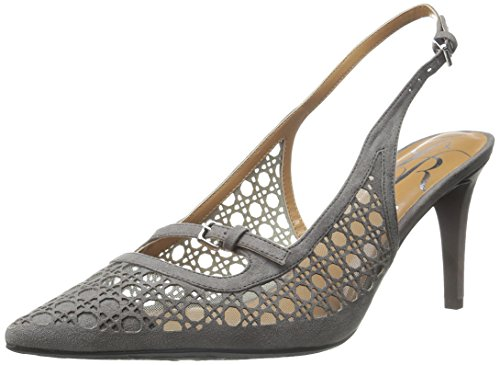 J.renee Womens Lidea Dress Pump Grey