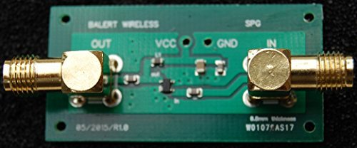 Noise Preamp Low Uhf - Low Noise Amplifier, LNA, 40 Mhz- 2.5Ghz, RF Amplifier, VHF, UHF, Microwave
