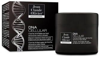 Jean Claude Olivier - DNA Cellular   Crema Antiedad de Noche Reductora de Arrugas - 50 Ml