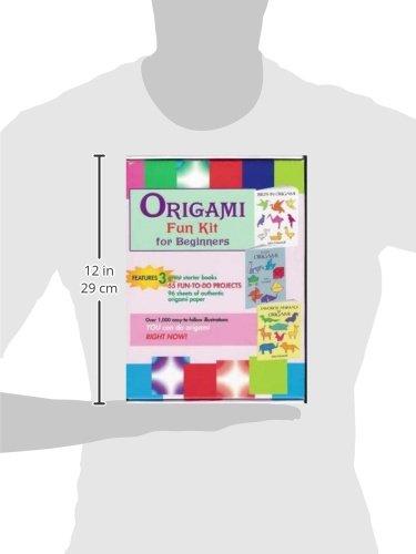 Origami Fun Kit for Beginners (Dover Fun Kits)