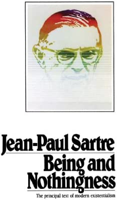 Sartre Being And Nothingness Pdf