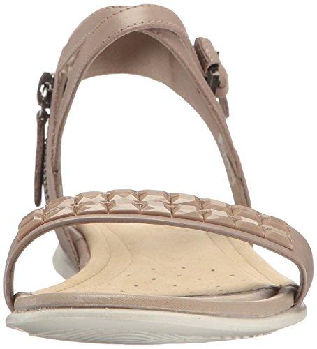 ECCO Touch Sandal, Sandali Donna Grau (1459moon Rock)