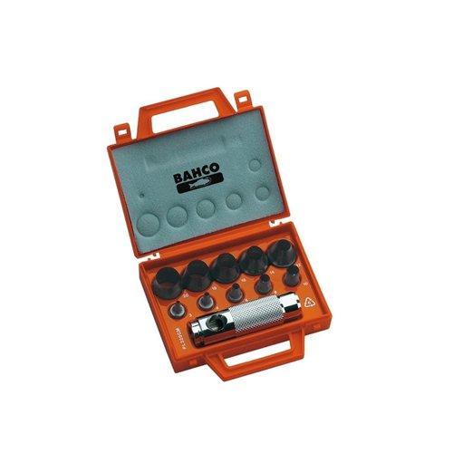 Bahco 400003020 Lochstanzen-Set 11-teilig 3-20mm wechselbar