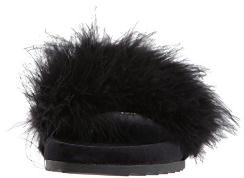 Black Shellys Gianna Women's Sandal London Slide wxnwaTqAX6