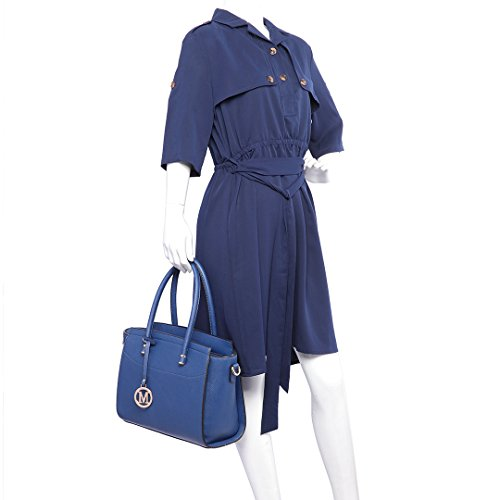 femme Lulu marine Sac Miss bleu A41q1Cw
