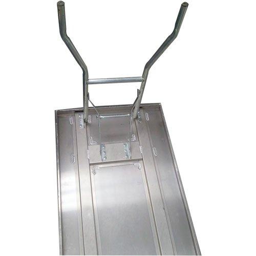 Pit Pal 154 Aluminum Work Table Medium by Pit Pal
