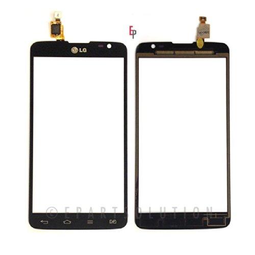 ePartSolution-OEM LG G Pro Lite Dual D686 D685 Black Digitizer Lens Glass Touch Screen Replacement Part USA Seller