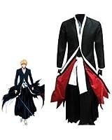 Bleach Kurosaki Ichigo Full set cosplay costume, M