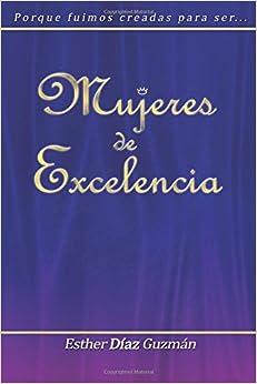 Book Mujeres de Excelencia