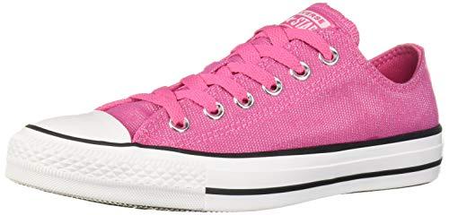 Converse Women's CTAS Ox Mod Pink/Black/White Sneaker, 7.5 M US from Converse