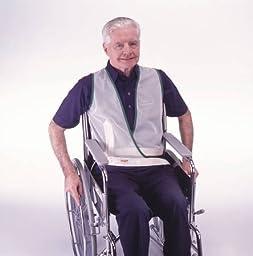Posey Vest Restraint Medium Criss-Cross Straps 2-Strap
