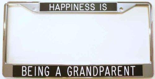 grandparents license plate frame - 1