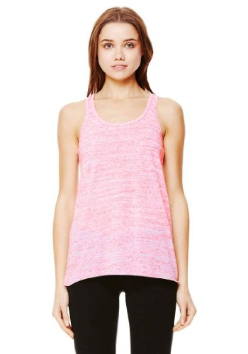 Bella 8800 Ladies 3.7 oz. Flowy Racerback Tank