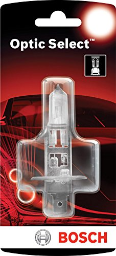 Bosch 9003 Optic Select Upgrade Halogen Capsule, Pack of 1