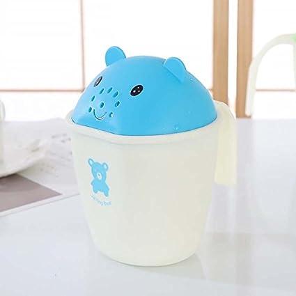 Cuchara de baño de oso azul: nuevo traje en forma de cabeza ...
