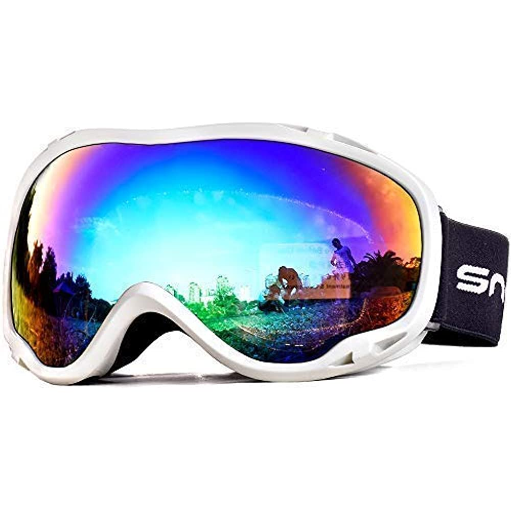 306384b1a93d Details about Ski Goggles Snow For Men Women Adult