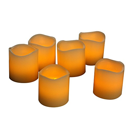 EcoGecko 87032 Flameless Candles Votive product image