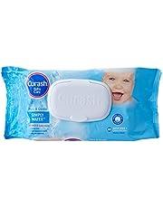 Curash Water Baby Wipes 80 PK
