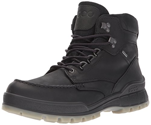 ECCO Men's Track 25 High Winter Boot, Black/Black, 44 M EU/10-10.5 D(M) (Ecco Nubuck Boots)