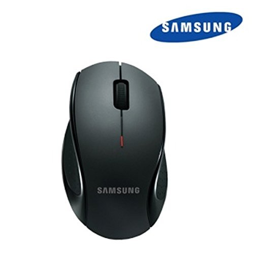 (Samsung SMO-3550B 2.4G Wireless Mouse Mobile Optical Mouse Computer Mice 1600dpi 2 Button 1 wheel)