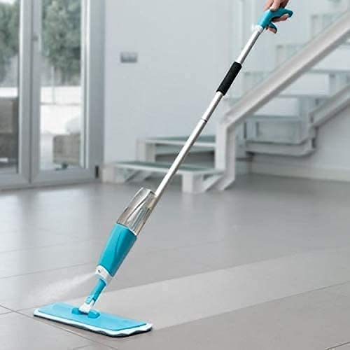 SWARG Aluminium Spray Mop Set with Microfiber Washable Pad, Best 360 Degree Easy Floor Cleaning Mop for Home & Office, Mop for Home Cleaning, Mop Floor Cleaner, Spray Mops for Floor Cleaning.