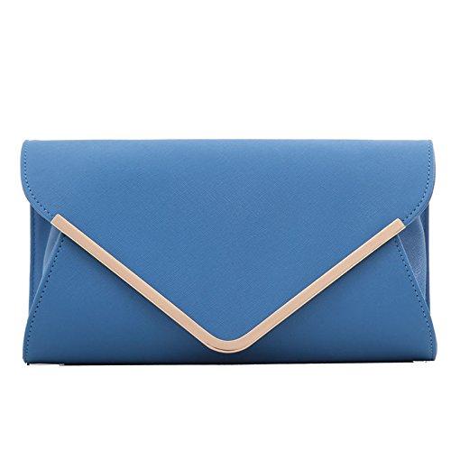 Meoaeo Los Nuevos Sobres Personalizados Son De La Mano Grab Bag Verde Claro Corte Transversal Cross Blue